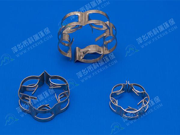 金属梅花扁环